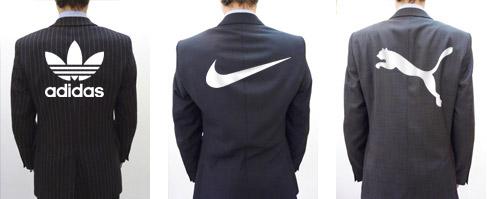 Деловые костюмы известных брендов