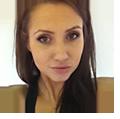 Картинка в из профиля девушки
